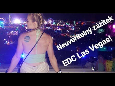 Nikdy jsem nic takového neviděl! EDC Las Vegas 2018 Cesta za Snem #8