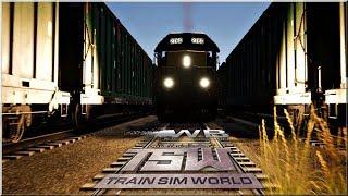 """Train Sim World - #4 """"Myjnia dla ciapągów"""""""