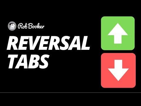 The Reversal Tabs Indicator Youtube