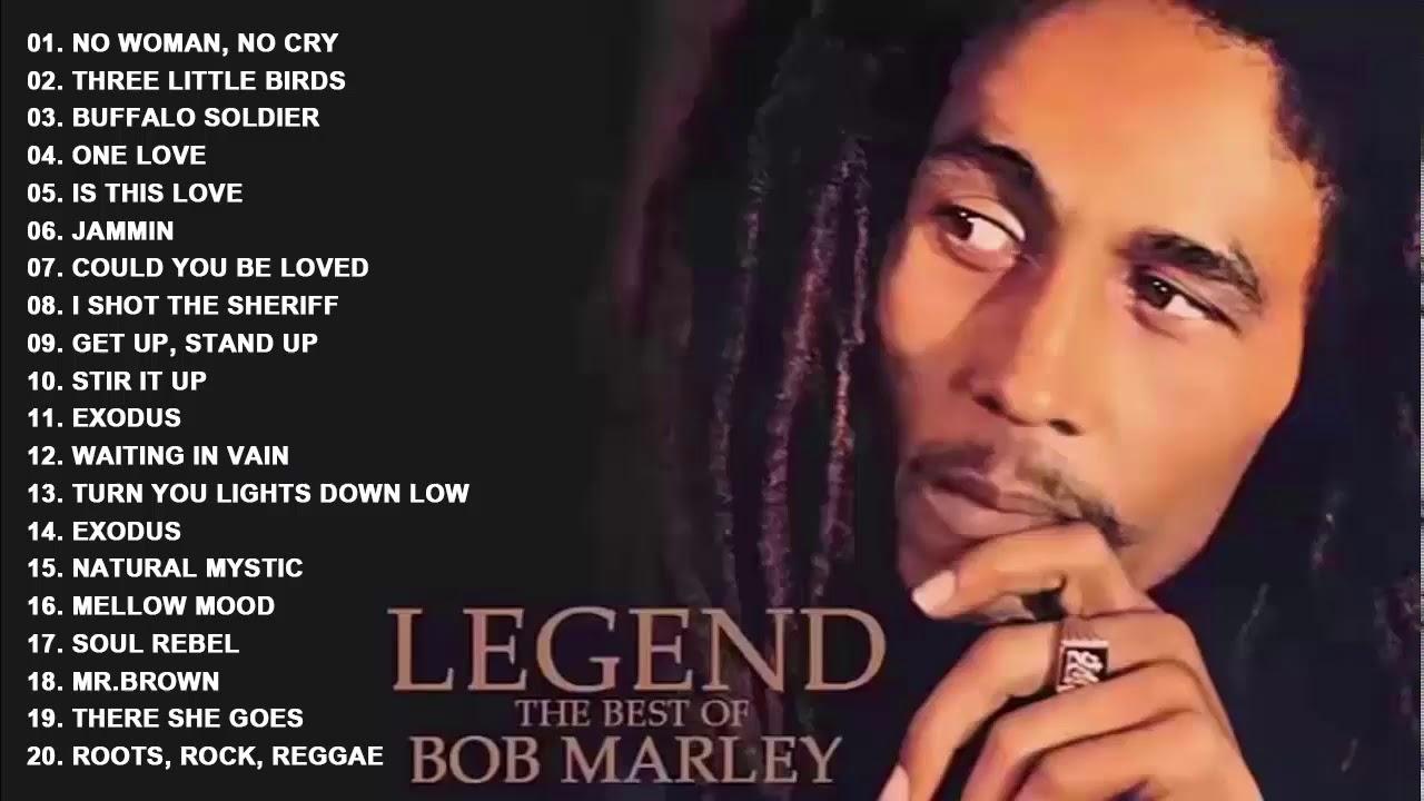 REGGAE SONGS BOB MARLEY GREATEST HIST 2019 | BOB MARLEY FULL ALBUMS
