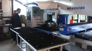 ДИАЛ PЭМ .Координатно-пробивной пресс SMD-NISSHINBO(Завод