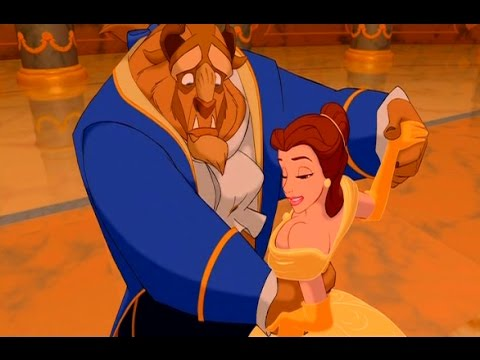 Beauty and the Beast [1991] (Official Music Video) - Celine Dion & Peabo Bryson