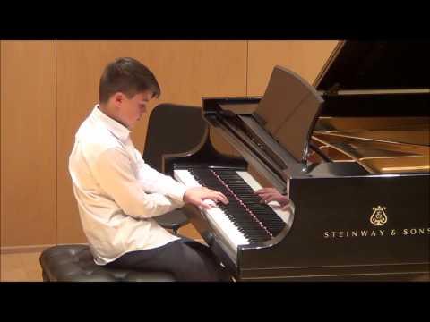 Roman Recital  05/17/2015