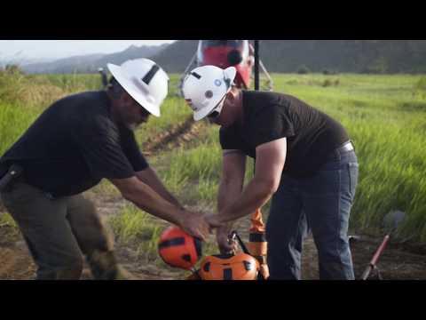Whitefish Energy Teamwork in Puerto Rico