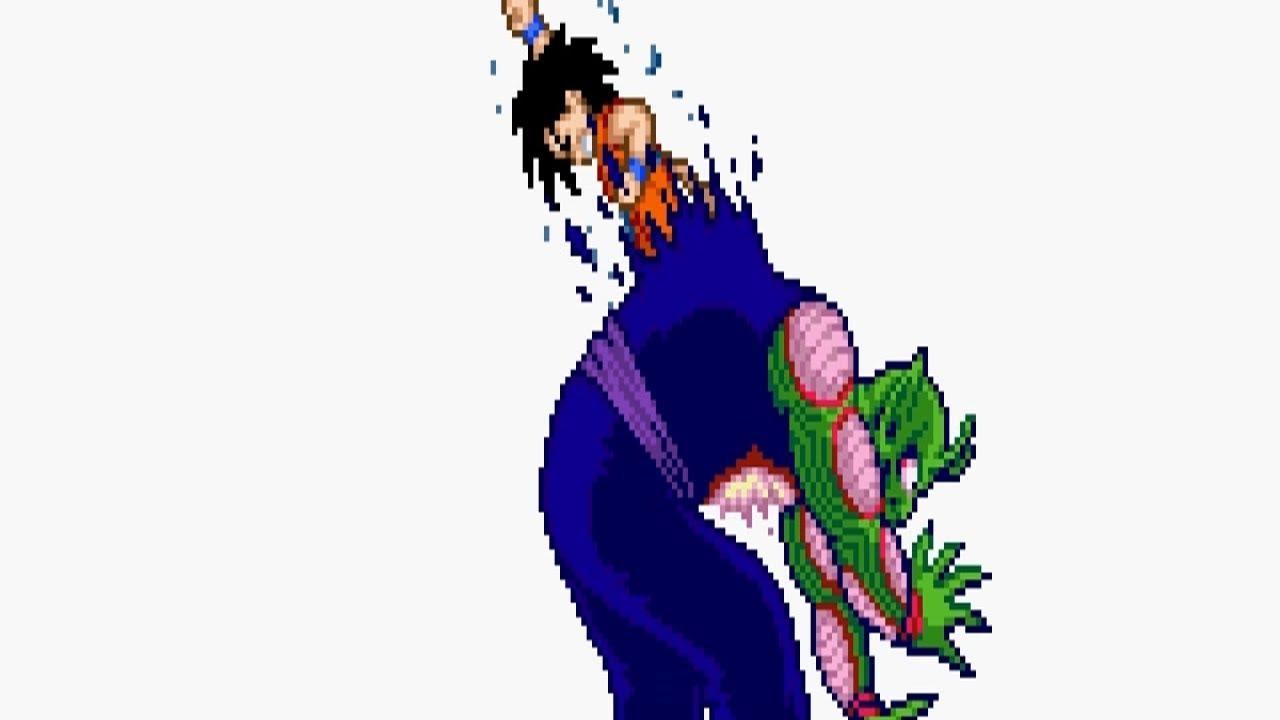 Dragon Ball: Advanced Adventure | Goku Vs King Piccolo ...