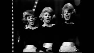 The McGuire Sisters salute Ted Lewis and sing When My Baby Smiles at Me