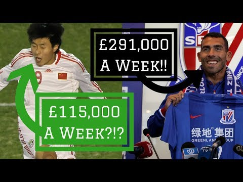 7 Worst Footballers on Over £100,000 a Week