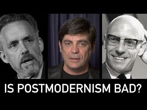 Libertarian Postmodernism: A Reply to Jordan Peterson and the Intellectual Dark Web