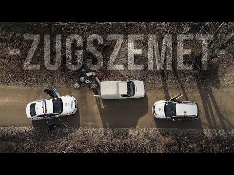 """""""Zugszemét"""" Projekt - Film 2017. Győr"""