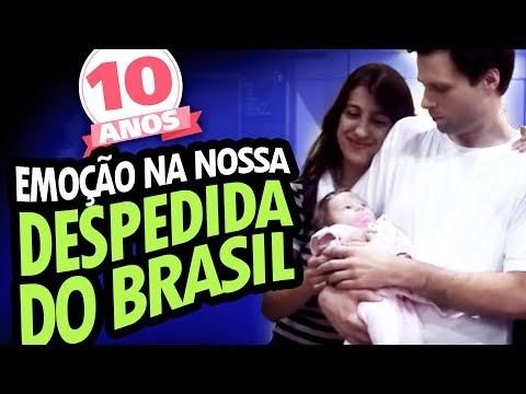 REAGINDO À NOSSA DESPEDIDA DO BRASIL INDO PARA O CANADÁ EM 2009 - 10 ANOS DE CANAL REACT #2