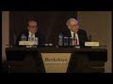 Warren Buffett on alternate investment assets like gold, farm, apartment, oil futures, etc.