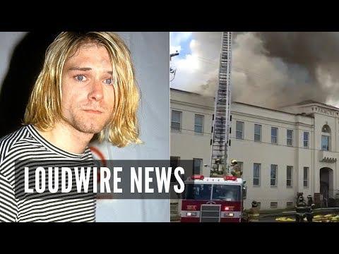 Kurt Cobain Museum Destroyed in Fire