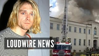 Kurt Cobain Museum Destroyed in Fire