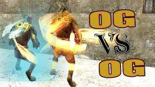 OG VS OG  !! WOLFTEAM