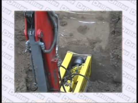 Driller | Vidéo 1 | Baka sprl