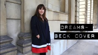 Beck - Dreams  (Acoustic Cover) Laura Butlin