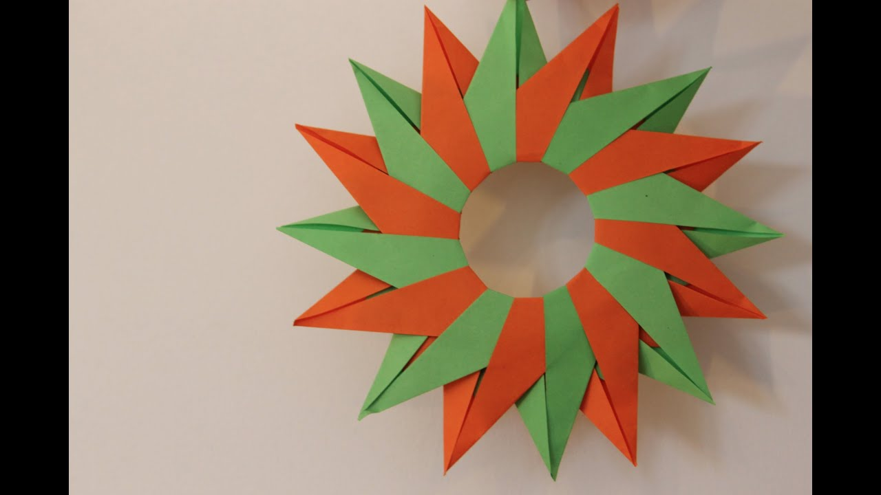 Christmas origami instructions hex star maria sinayskaya youtube - Christmas Origami Instructions Hex Star Maria Sinayskaya Youtube 50