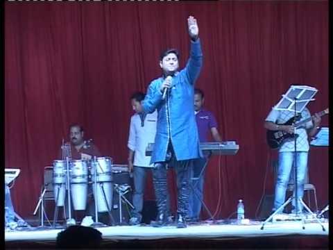 Kumar Sanjoy performing @ Deepanwita Cultural Association, Dwarka, New Delhi on Saptami 2012