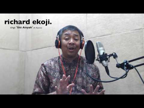 Richard Ekoji sings