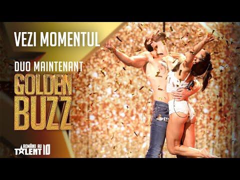 GOLDEN BUZZ: Duo Maintenant A Sfidat Legile Gravitație, Dar A Demonstrat Legile Atracției