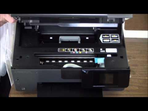 HP Officejet Pro 6830 Unboxing & Setup