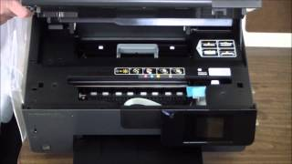 03. HP Officejet Pro 6830 Unboxing & Setup