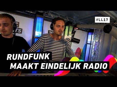 Rundfunk gaat voor radio