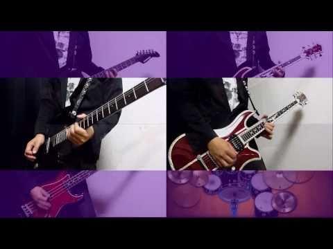 X JAPAN - Silent Jealousyを弾いてみた -Guitar/Bass cover 【~完コピに向かって~】