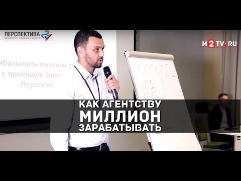 Как зарабатывать миллион в месяц. Опыт агентства недвижимости Перспектива 24 в  Ульяновске