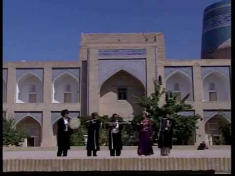Central Asia: Harmony in Time-Uzbekistan