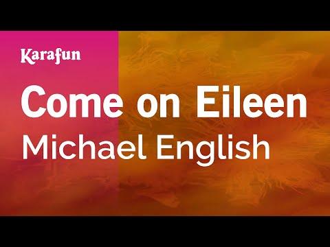Karaoke Come on Eileen - Michael English *