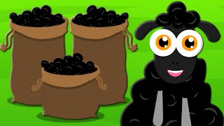 Baa Baa Black Sheep | Nursery Rhymes For kids And Children's Song | Kids TV