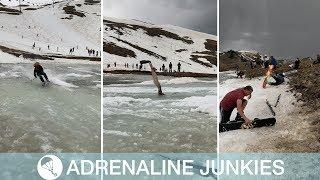 Pond Skimming Fail Compilation