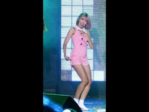171015 모모랜드(MoMoLand) 혜빈(HyeBin) - 어기여차(Uh Gi Yeo Cha) @대구 k-pop 미친 콘서트 직캠(FANCAM) By 땀맨(SWEATMAN)