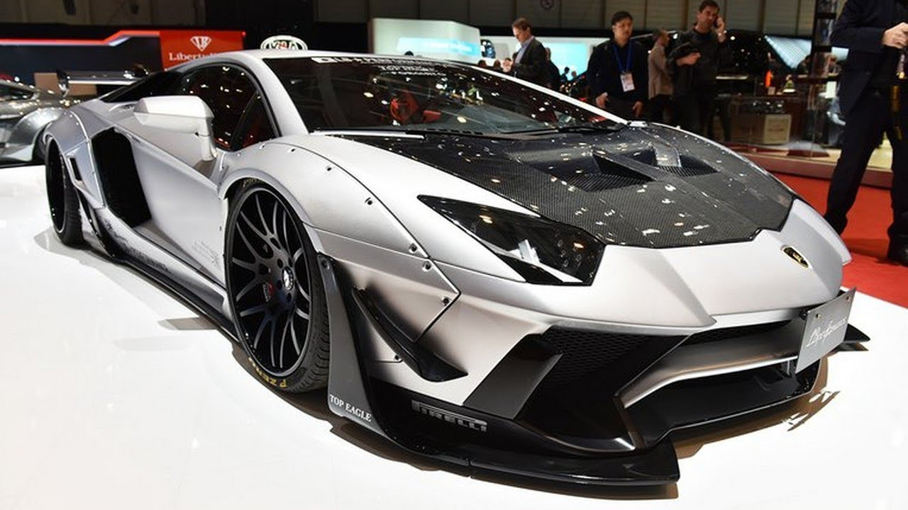 2019 Lamborghini Aventador Lp700 4 20 Limited Edition At 2018 Geneva