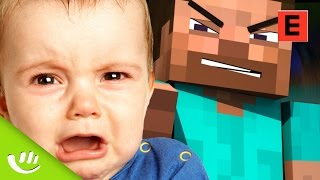 Game News - Minecraft zu gewalttätig für Kinder?