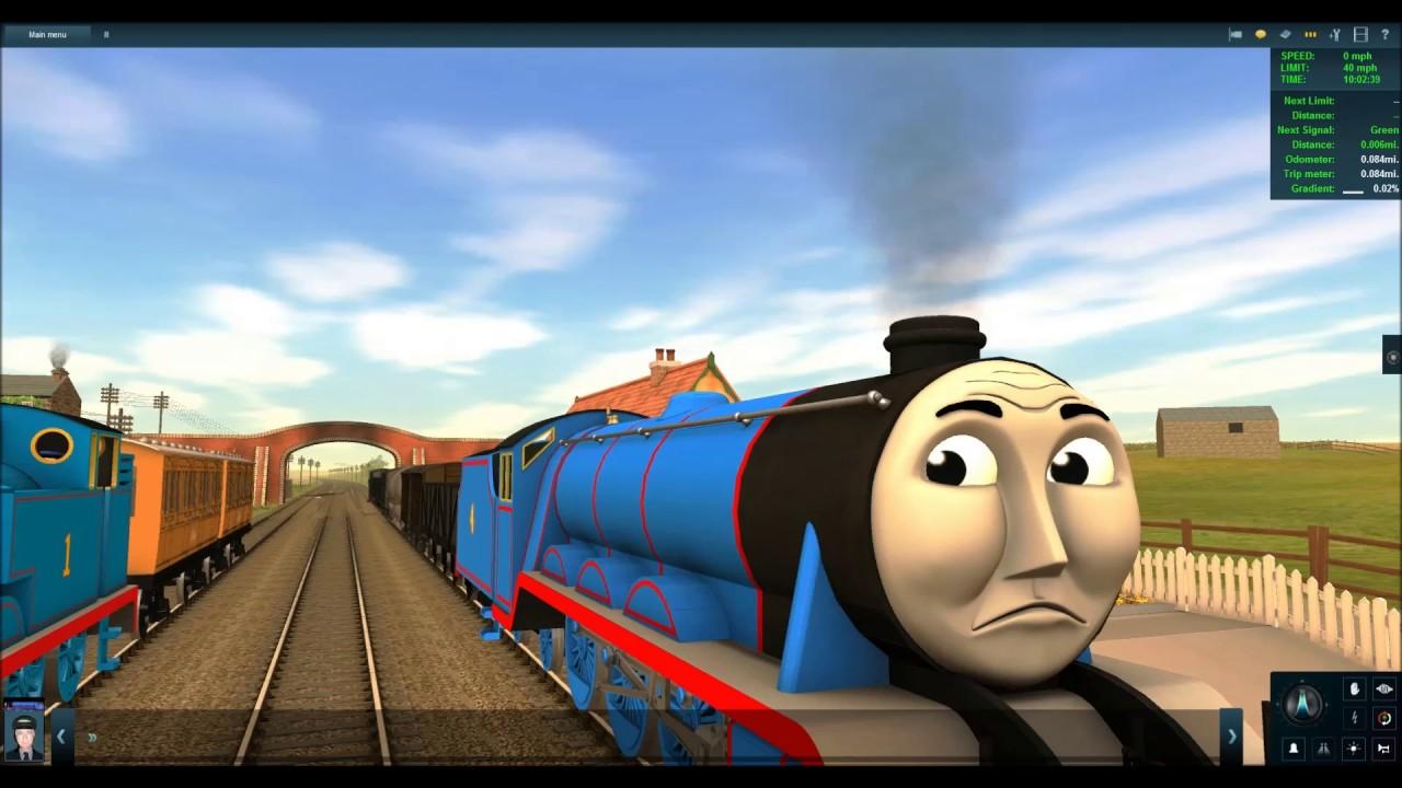 Down The Mine Trainz Remake