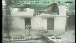 CCTV Video during attack - At Garhi Shahu - Darul Zikr Ahmadiyya Muslim mosque 28.05.10