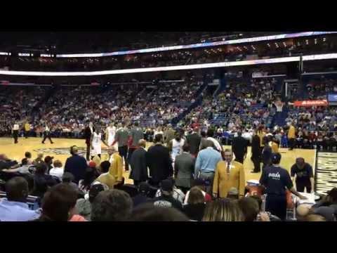 Phoenix Suns @ New Orleans Pelicans / April 9, 2014 / Smoothie King Center, Section 111