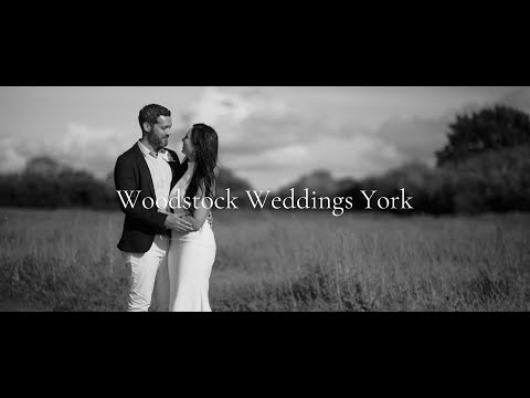 Eamonn and Keegan's Woodstock, York Wedding Highlight Film