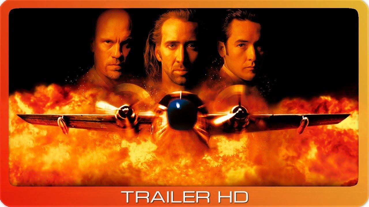 Con Air ≣ 1997 ≣ Trailer ≣ German   Deutsch