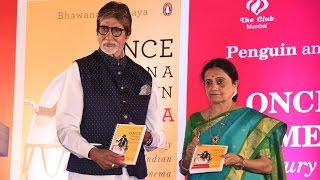 Uncut   Once Upon A Time In India Book Launch By Amitabh Bachchan