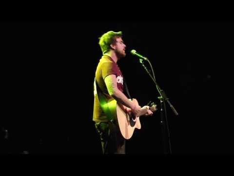 Anthony Green - Our Opinions Are Insane (BRAND NEW SONG) (LIVE HD)