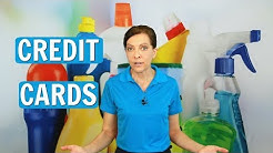 Credit Cards - Should I Accept Them for House Cleaning?