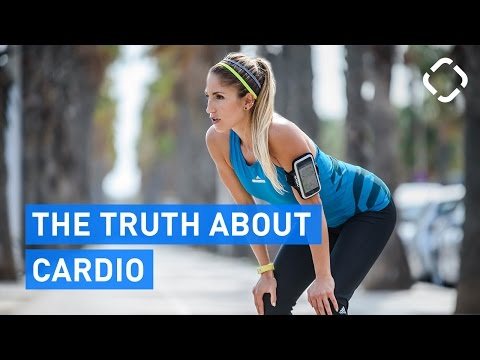 The Biggest Myths About Cardio DEBUNKED (feat. Liz from Supersister Fitness)