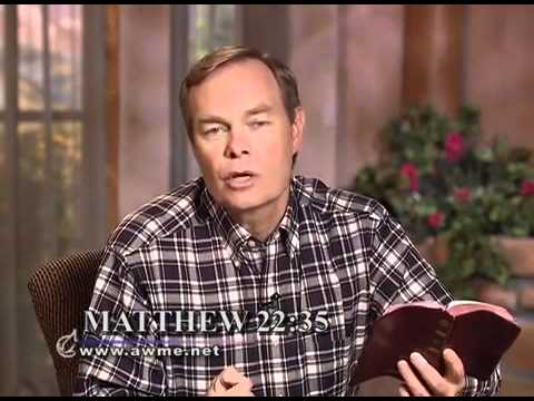 Andrew Wommack: God's Kind Of Love To You: Knowing God's Love Week 1 Session 2