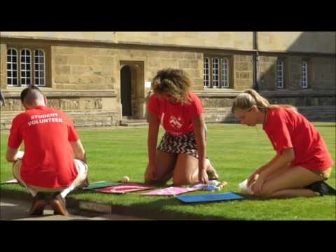 Wadham College Open Day 2015