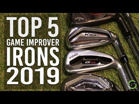 TOP 5 GAME IMPROVER IRONS 2019