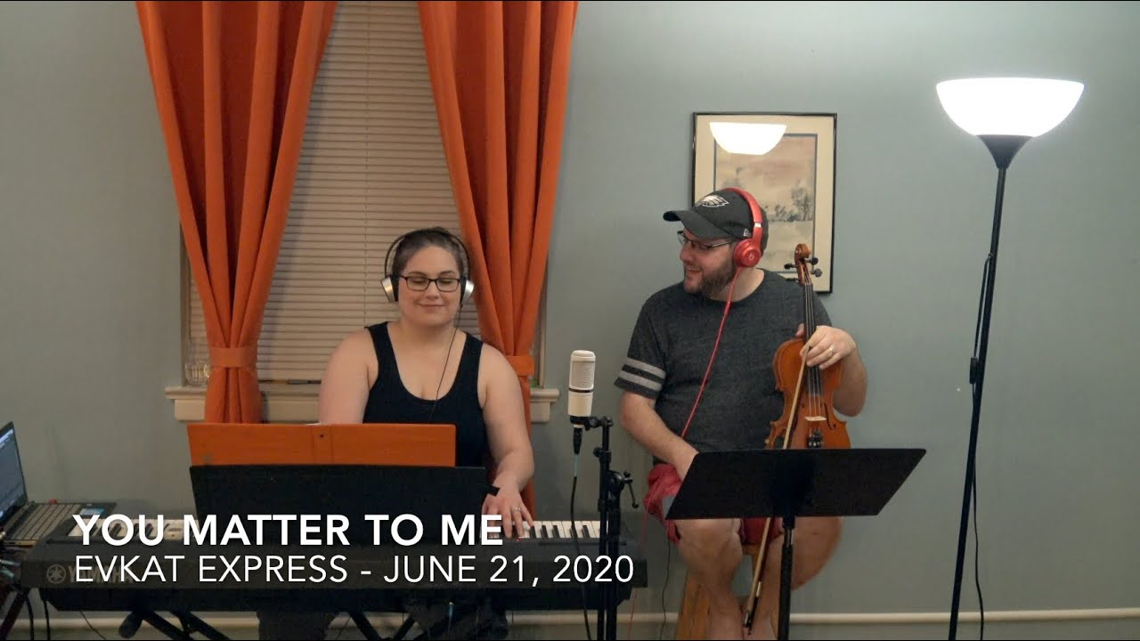 Download You Matter to Me (EvKat Cover)