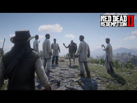 La secta Chelonia - Un sacrificio - Red Dead Redemption 2 - Jeshua Games thumbnail